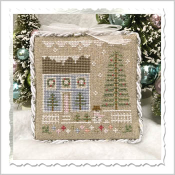 Glitter House 1 by Country Cottage Needleworks