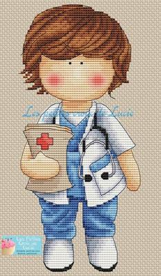 Allo Docteur by Les Petites Croix De Lucie