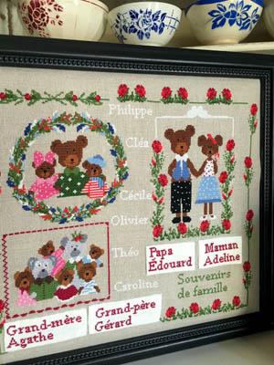 Lilli Violette Souvenirs De Famille