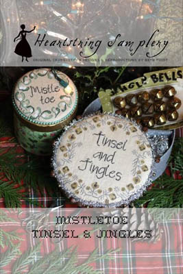 Mistletoe, Tinsel, And Jingles by Heartstring Samplery
