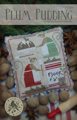 Plum Pudding by With Thy Needle & Thread