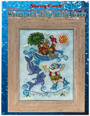 Warm And Jolly Holly Days by Stoney Creek Collection