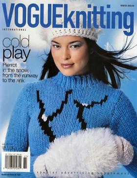 Vogue Knitting Winter 2005/2006