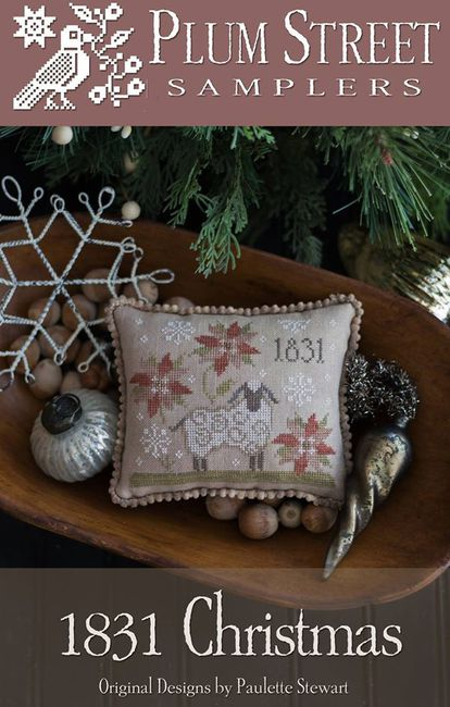 1831 Christmas by Plum Street Samplers