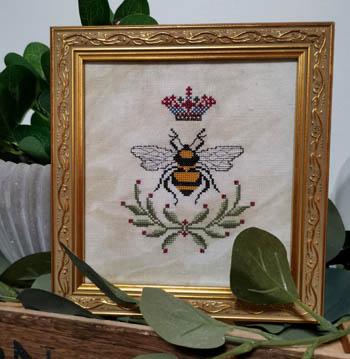 Blackberry Rabbit Queen Bee