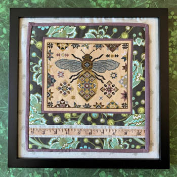 Quilting Bee by The Blue Flower