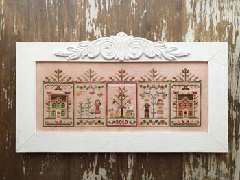Fall Festival by Country Cottage Needleworks