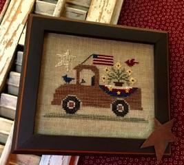 Homespun Elegance An All American Truck