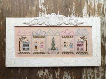 Winter Wonderland by Country Cottage Needleworks