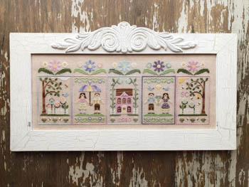 Spring Social by Country Cottage Needleworks