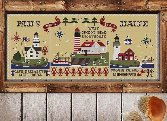 Twin Peak Primitives - Pam's Maine