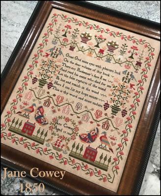 The Scarlet House Jane Cowey 1850