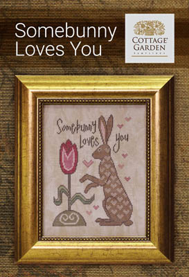 Cottage Garden Samplings Somebunny Loves You