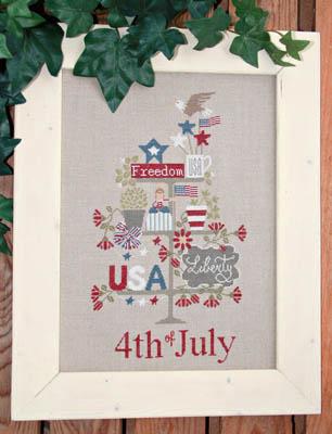Cuore e Batticuore Celebrate 4th July