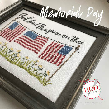 Memorial Day by Hands On Design