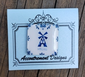 Holland windmill needle minder by Accoutrement Designs