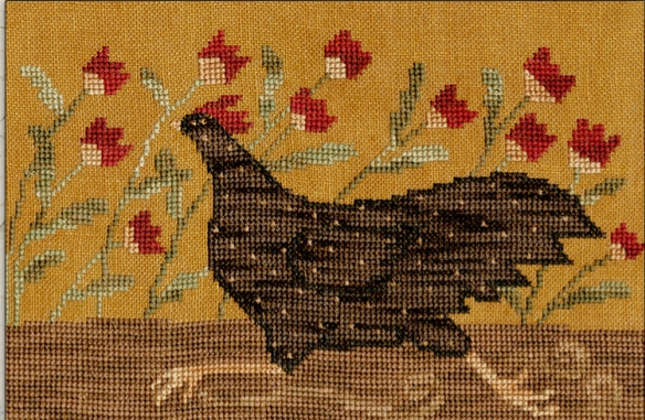 Teresa Kogut XS143 - Chicken Run