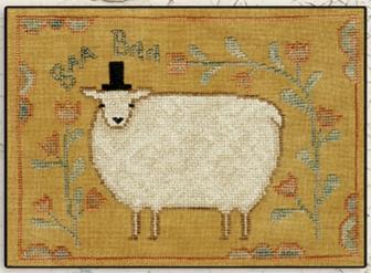 Teresa Kogut XS166 - Tophat Sheep