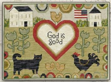 Teresa Kogut XS178 - God is Good