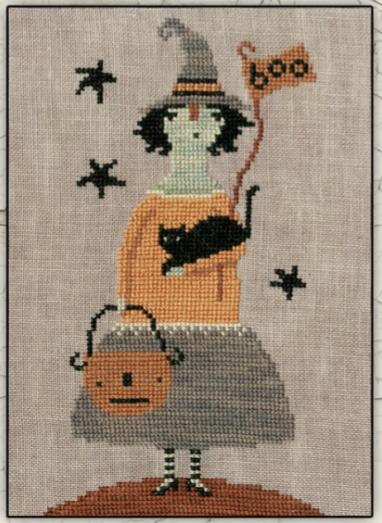 Teresa Kogut XS138 Witchy Poo