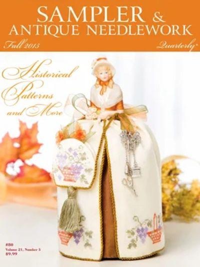 Giulia Punti Antichi Janice Thanksgiving doll