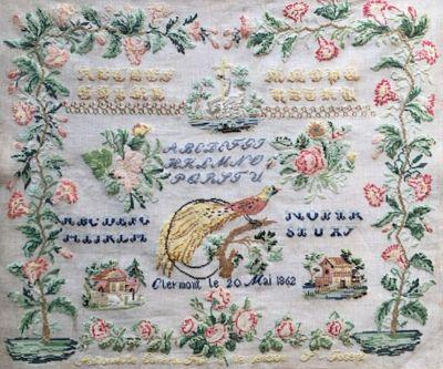 Reflets de Soie Antoinette Curera 1862