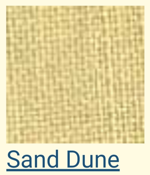 LAKESIDE LINENS 36CT,Sand Dune, 16 X 26
