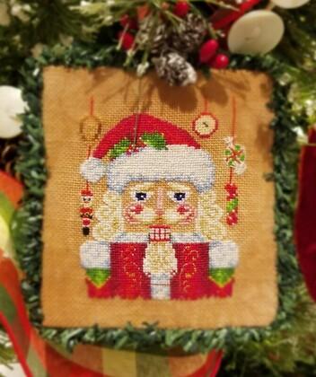 Blackberry Lane Designs Christmas Eve Nutcracker