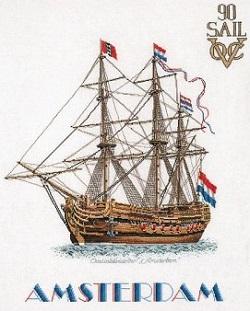 Sail 1990 by Thea Gouverneur