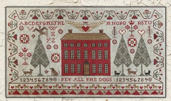 Teresa Kogut XS4002 Pet all the dogs