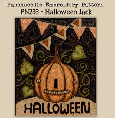 PN 233 Halloween Jack by Teresa Kogut