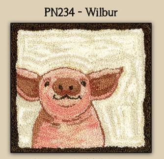 PN 234 Wilbur by Teresa Kogut