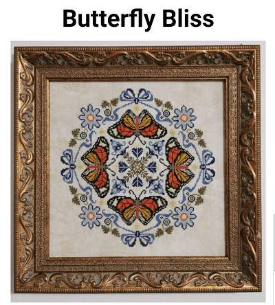 Butterfly Bliss by Blackberry Rabbit