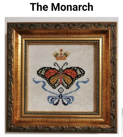 The Monarch by Blackberry Rabbit