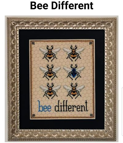 Bee different by Blackberry Rabbit