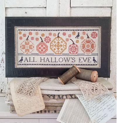 Hello from Liz Matthews Quaker pumpkins