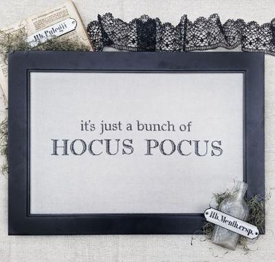 Hello from Liz Matthews Hocus Pocus