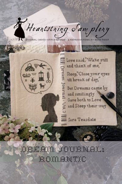 Heartstring Samplery Dream journal Romantic