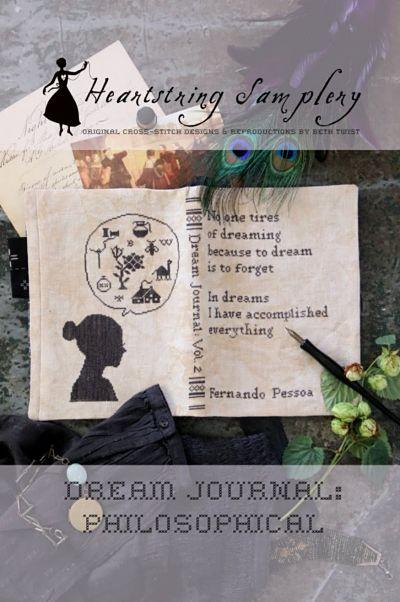 Heartstring Samplery Dream journal Philosophical