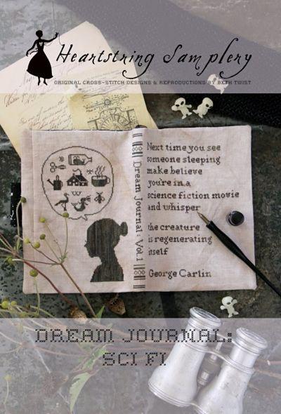 Heartstring Samplery Dream journal Sci fi