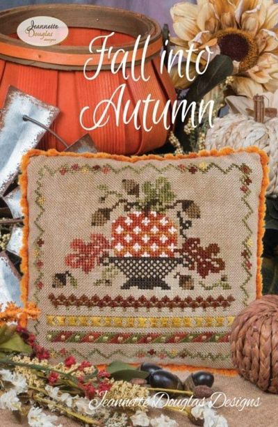 Jeannette Douglas Designs Fall into Autumn
