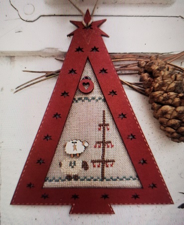 The Bee Company Christmas sheep tree