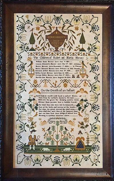 Shakespeare's Peddler Louisa Horsey 1836