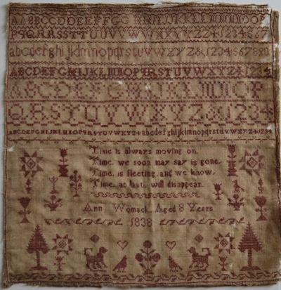 Shakespeare's Peddler Ann Womack 1838