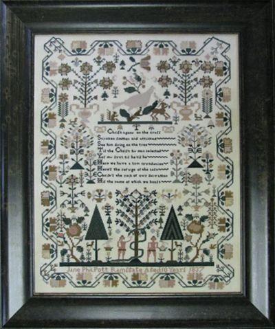 Shakespeare's Peddler Jane Philpott 1837 Adam & Eve