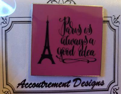 Accoutrement Designs Paris needleminder