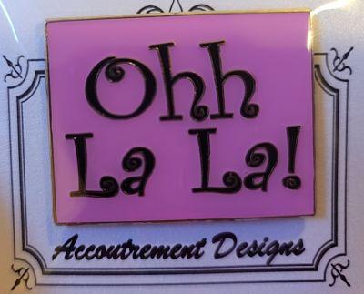 Accoutrement Designs needleminder Oh lala! needleminder