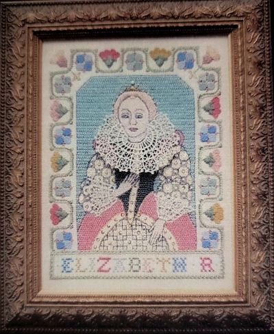 Nostalgic Needle Elizabeth R