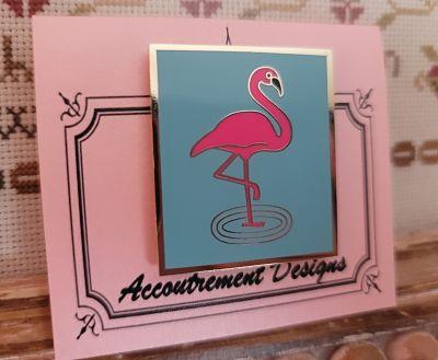 Accoutrement Designs needleminder Flamingo