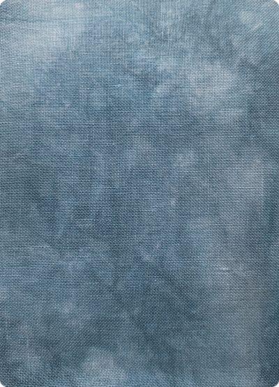 Wrinkled fabrics Deep Waters